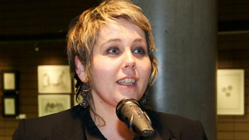 Notre vice-présidente, Anna RURKA, à la présidence de la Conférence des OING !